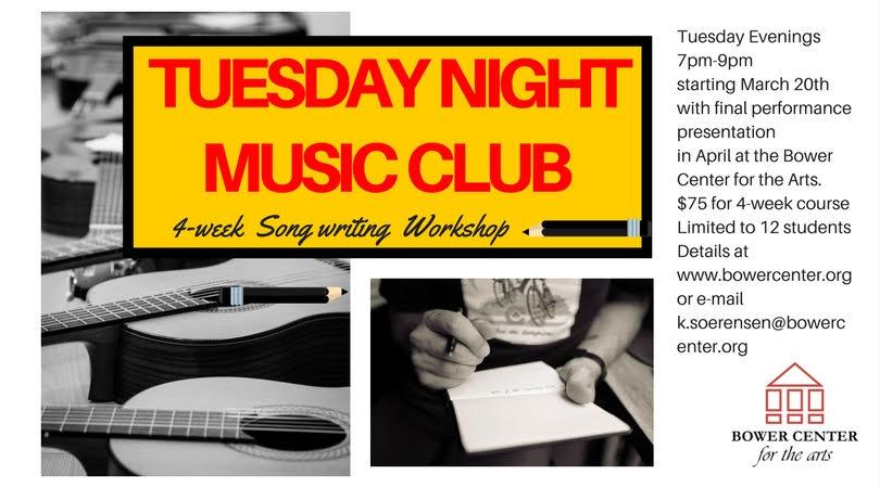 Tuesday Night Music Club